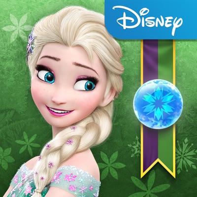 Frozen Free Fall ios app