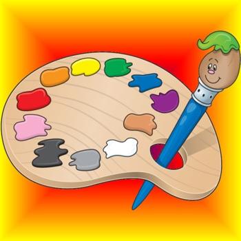 Kleurboek Kleurplaat Peuters App Voor Iphone Ipad En Ipod Touch
