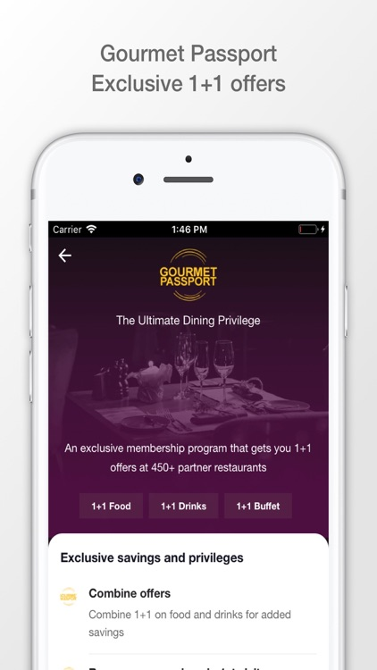 Dineout: Reserve a Table