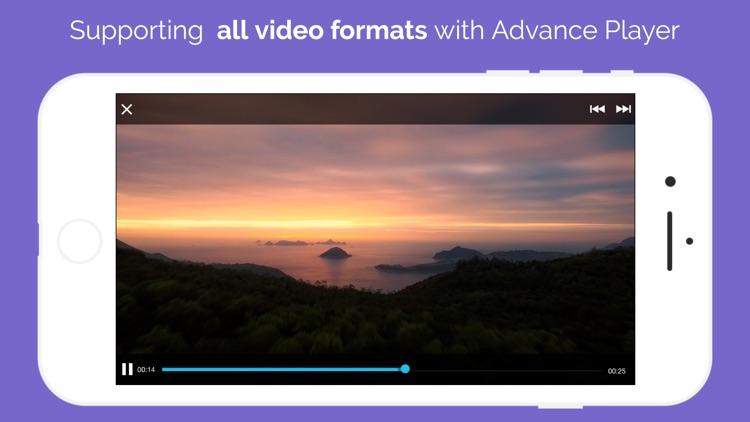 XVideo Player PRO - HD Video Player screenshot-3