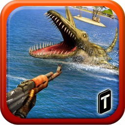 Sea Monster Hunter : Sniping Game