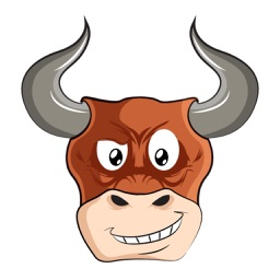 The Bull Stickers for iMessage