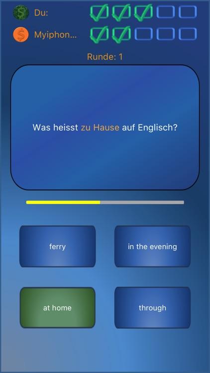 Duell Englisch