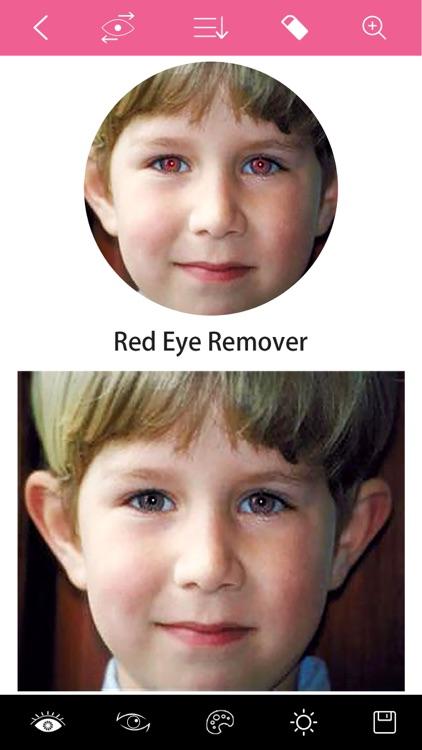 Magic Eye Color-Face Makeup screenshot-4