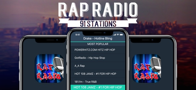 Rap Radio+ on the App Store
