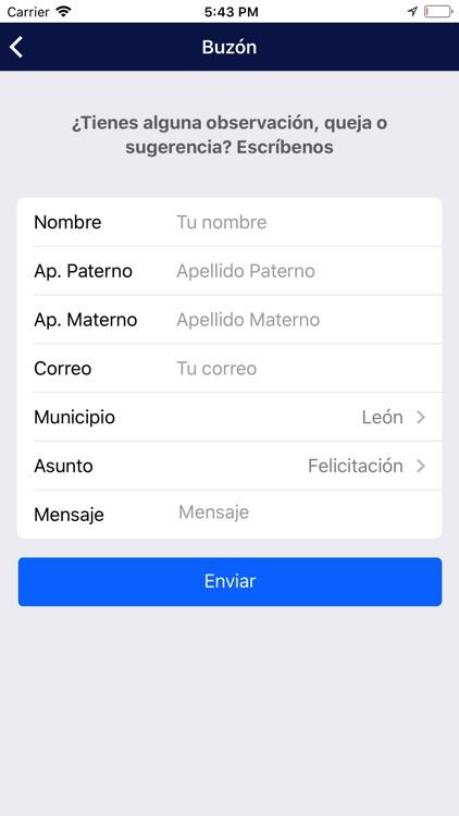 Marca Guanajuato screenshot-3