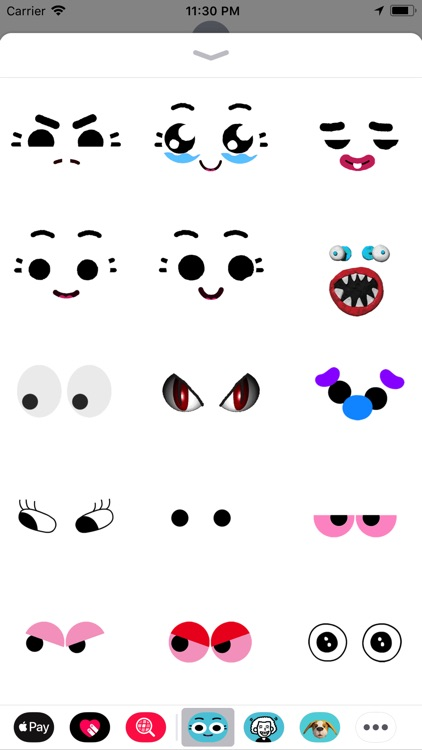 eyemoji crazy animated