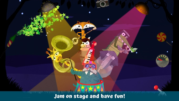 BandDings: A Musical Adventure screenshot-4