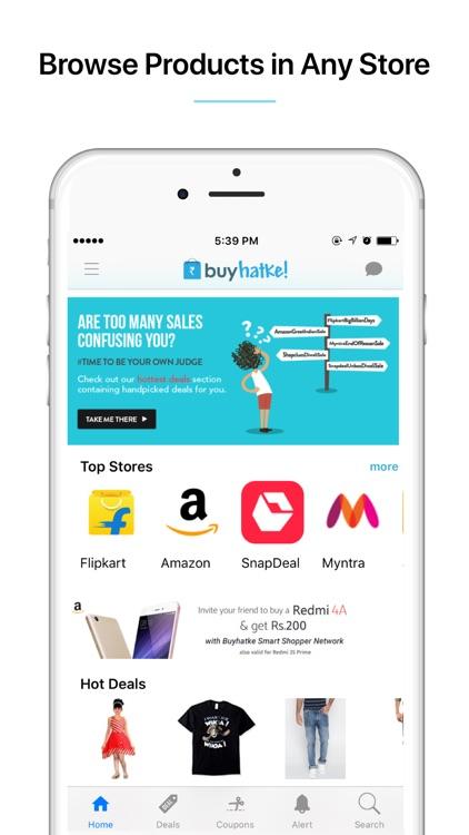 Buyhatke - Best Price Shopping screenshot-0