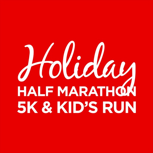 Holiday Half Marathon & 5k