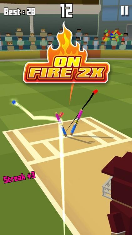 Runout Master - 3D Cricket screenshot-4