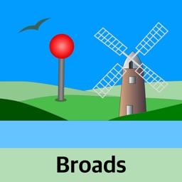 The Broads Maps Offline
