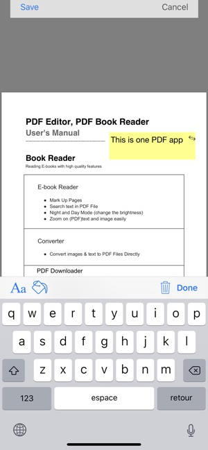 PDF Editor ,PDF Book Reader on the App Store