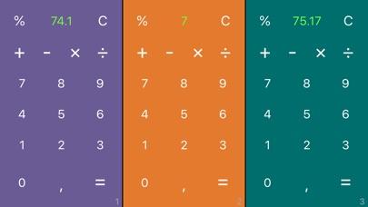 Calculator Wcore Screenshots