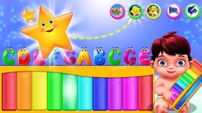 Baby Piano - Children Song screenshot 4