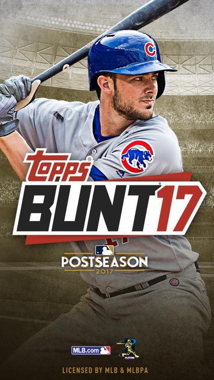 MLB BUNT Baseball Card Trader screenshot-0