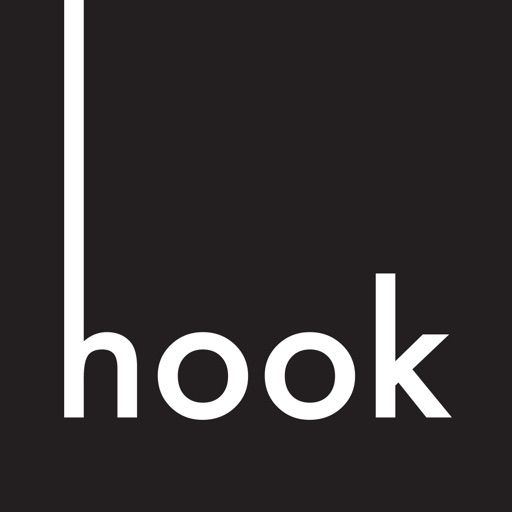 Hook - Fashion Discovery Made Easier.