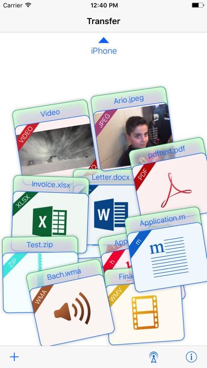 Transfer - File sharing