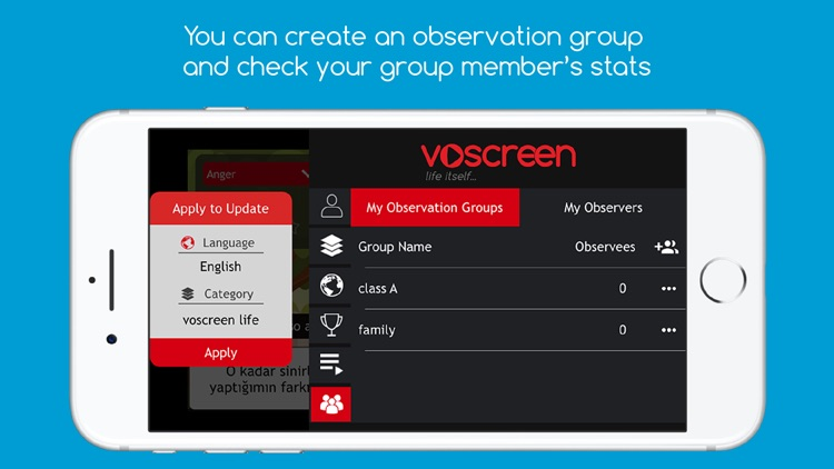Voscreen - Learn English screenshot-4