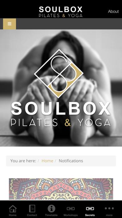 SOULBOX Pilates & Yoga screenshot four