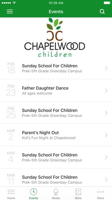 Chapelwood Children screenshot 2