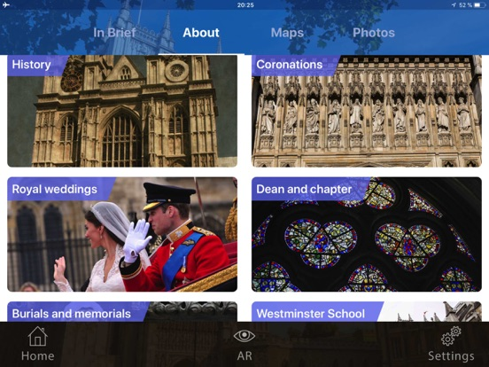 Westminster Abbey Visitors-ipad-2