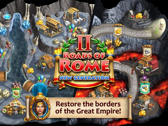 Roads of Rome New Generation 2 screenshot 10