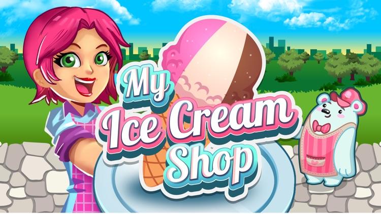 My Ice Cream Shop screenshot-4