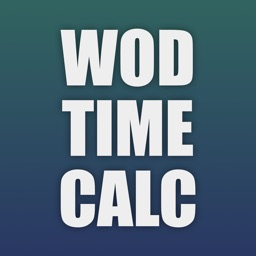 WOD Time Calculator