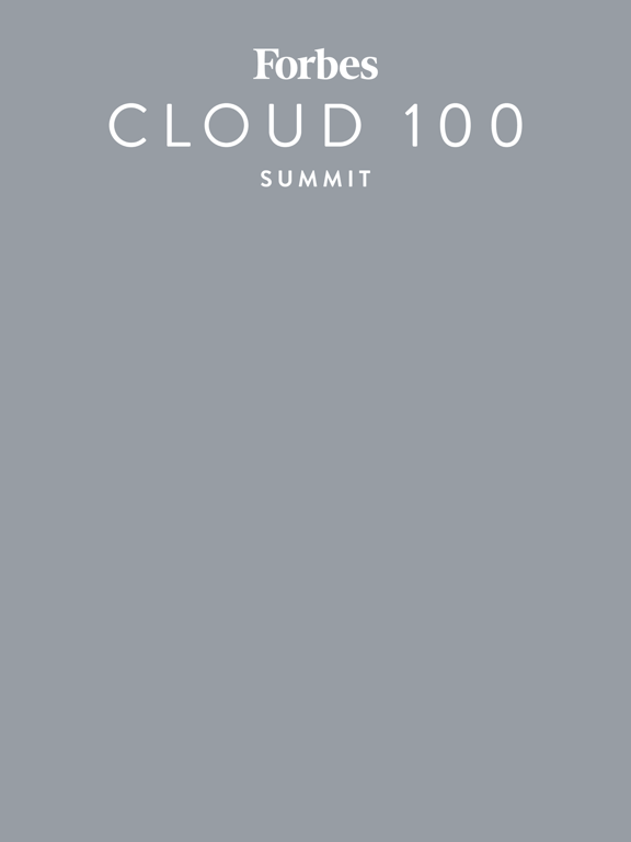 Forbes Cloud 100 screenshot 3