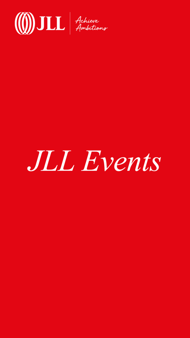 JLL Client Events screenshot 1