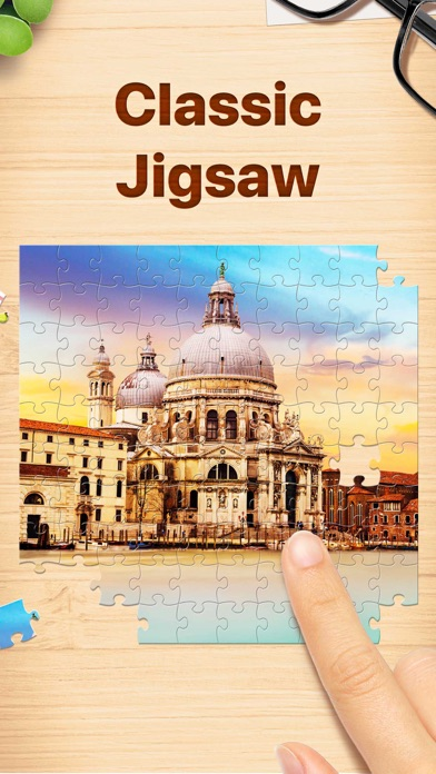 Jigsaw Puzzles - Puzzle Games screenshot 1