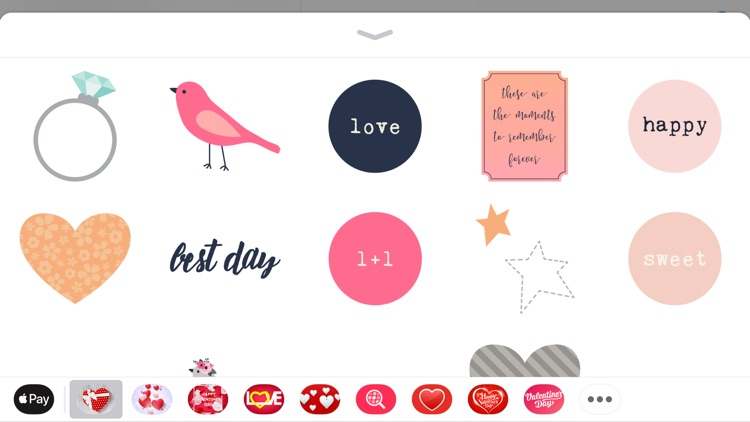 Be My Valentine - Love Sticker screenshot-3