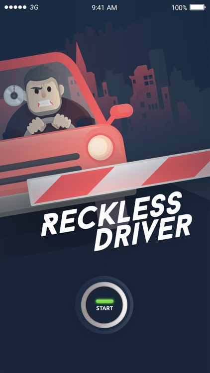 Reckless Driver Speed Tracking