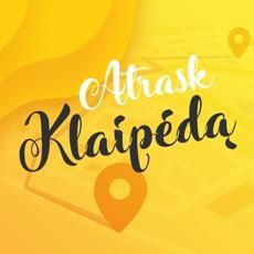 Activities of Atrask Klaipėdą