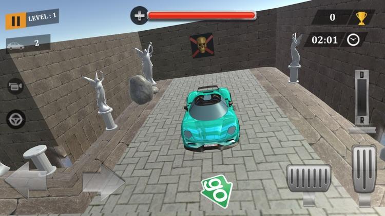 Car Parking In Labyrinth Maze screenshot-3