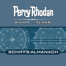 Perry Rhodan: Kampf um Terra Schiffsalmanach