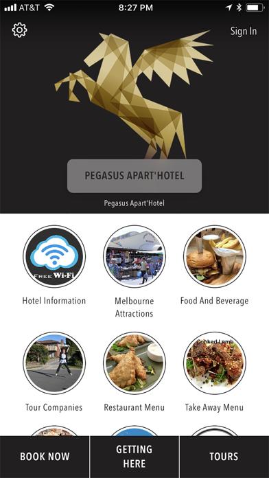 Pegasus Apart'Hotel screenshot one
