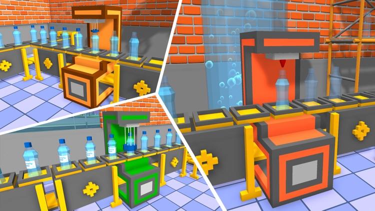 Water Factory Construction 3D
