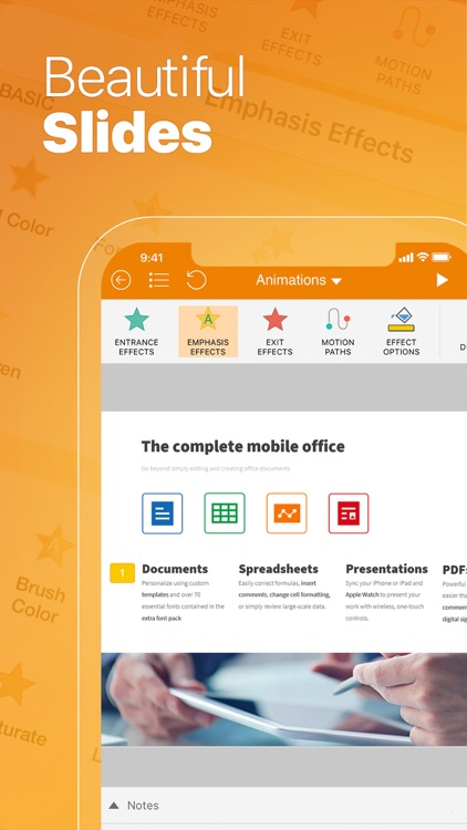 OfficeSuite PRO Mobile Office screenshot-3
