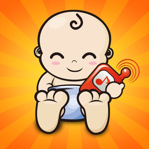 Adorable Toy Phone Baby Game