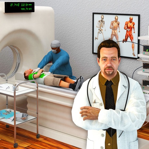 Real Doctor Simulator iOS App