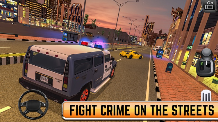 Emergency Driver Sim: City Hero screenshot-1