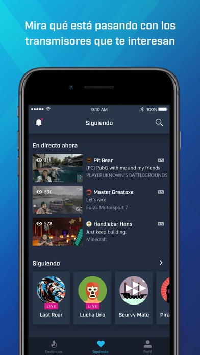 download Mixer - Interactive Streaming apps 3