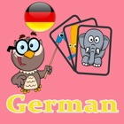 German Learning Flash Card icon