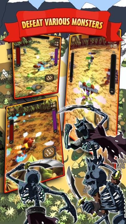 Legends of Magic Mobile screenshot-4