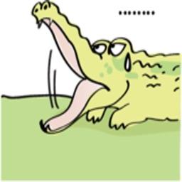 Crocodile and Chicken