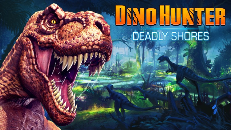 Dino Hunter: Deadly Shores screenshot-4