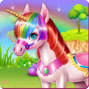 Unicorn Beauty Salon app