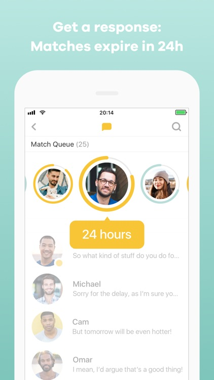 Bumble - Meet New People screenshot-3